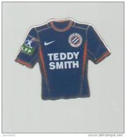 PINS PIN'S FOOT FOOTBALL MONTPELLIER HERAULT  MAILLOT TEDDY SMITH EGF - Football
