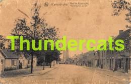 CPA  VLAMERTINGE VLAMERTINGHE RUE DE POPERINGHE - Ieper