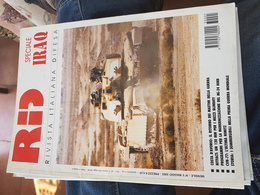 RID RIVISTA DIVISA - Libri, Riviste, Fumetti