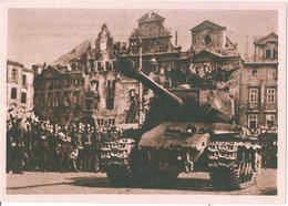 Tank JS Joseph Stalin - Naši Obránci Miru Czechoslovakia WW2 May Květen 1945 Shipping FREE - Unclassified