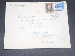 INDES NÉERLANDAISES - Enveloppe Pour Rotterdam En 1948 - L 19883 - Indes Néerlandaises
