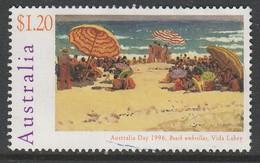 Australia 1996 Australia Day $1.20 Multicoloured SW 1533 O Used - 1990-99 Elizabeth II