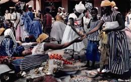 MALI Soudan Francais BAMAKO Le Marché 39 (scan Recto-verso)MA2295Ter - Mali