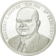 United States Of America, Médaille, Les Présidents Des Etats-Unis, Herbert - Etats-Unis