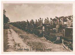 Light Armored Brigade Tanks - Lehkě Tanky Obrněné Brigády Czechoslovakia WW2 Weltkrieg Shipping FREE - Unclassified