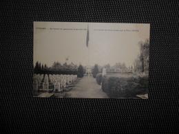 Eppeghem  :   Het Kerkhof Der Gesneuvelden Helden 1914 - 18 - Zemst