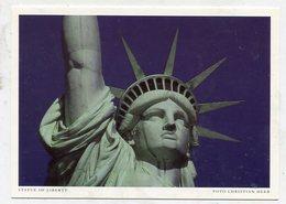 USA - AK 328343 New York City - Statue Of Liberty - Freiheitsstatue