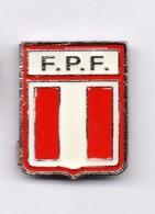 Football, Soccer, Calcio, Peru, Federacion De Football Team, Pin - Football