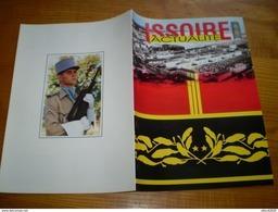 Armée De Terre ENTSOA Issoire: Ruffray. GFI. Infirmerie. Anciens. Raid Paris Cap Nord. 4° R Matériel.... - Revues & Journaux