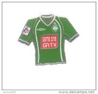 PINS PIN'S FOOT FOOTBALL ASSE SAINT ETIENNE LOIRE MAILLOT GAME ONE GTIV - Football