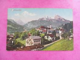 CPA ALLEMAGNE BERCHTESGADEN - Berchtesgaden