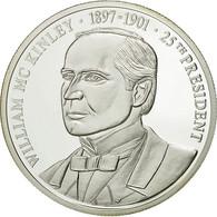 United States Of America, Médaille, Les Présidents Des Etats-Unis, W. Mac - Etats-Unis