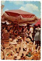 Bahamas Modern Postcard Nassau - Native Straw Market - Bahamas