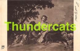 CPA F. A. ACKERMANN'S MUNCHEN ILLUSTRATEUR F. BOUCHER ART MUSEE COMTE B. TYSZKIEWICZ PARIS - Musées