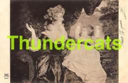CPA F. A. ACKERMANN'S MUNCHEN ILLUSTRATEUR I. REYNOLDS ART MUSEE COMTE B. TYSZKIEWICZ PARIS - Musées