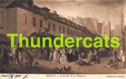 CPA MUSEE DU LOUVRE  ILLUSTRATEUR  BOILLY ART COMTE B. TYSZKIEWICZ PARIS - Musées