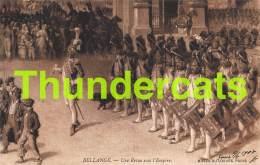 CPA MUSEE DU LOUVRE  ILLUSTRATEUR  BELLANGE  ART COMTE B. TYSZKIEWICZ PARIS - Musées