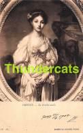 CPA MUSEE DU LOUVRE  ILLUSTRATEUR GREUZE  ART COMTE B. TYSZKIEWICZ PARIS - Musées