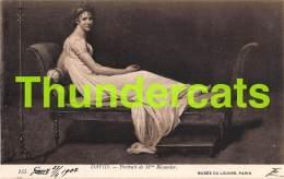 CPA MUSEE DU LOUVRE  ILLUSTRATEUR DAVID  ART COMTE B. TYSZKIEWICZ PARIS - Musées