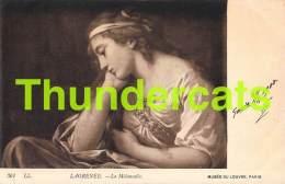 CPA MUSEE DU LOUVRE  ILLUSTRATEUR LAGRENEE  ART COMTE B. TYSZKIEWICZ PARIS - Musées