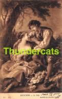 CPA MUSEE DU LOUVRE  ILLUSTRATEUR BOUCHER  ART COMTE B. TYSZKIEWICZ PARIS - Musées