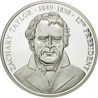 United States Of America, Médaille, Les Présidents Des Etats-Unis, Z. Taylor - Autres