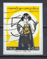 °°° ITALIA 2016 - COMICS LUCCA °°° - 6. 1946-.. Repubblica