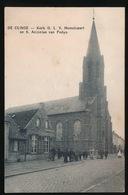 DE KLINGE = KERK O.L.V. HEMELVAART EN S. ANTONIUS VAN PADUA - Sint-Gillis-Waas