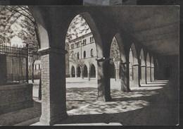 COLLEGIO LICEO SAN LUIGI DEI PP BARNABITI - BOLOGNA - PORTICATO - FORMATO PICCOLO - VIAGGIATA 1934 - Scuole