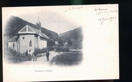 LE RUBLIN   EN 1899 - Saint Die