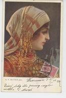 POLOGNE - POLAND - POLSKA - Portrait De Femme - Illustrateur K.V. MUTTICH - Polen
