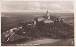 Thüringen  566        Die 1000 Jâhrige Leuchtenburg Bei Rabla In Thüringen - Allemagne
