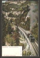 Carte P ( Suisse / Chemins De Fer ) - Trains