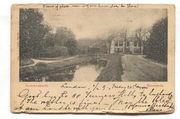 Heemstede - Leeuwenhoofd - 1901 Used Postcard - Netherlands