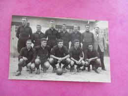 PHOTO EQUIPE DE FOOT DE ROUBAIX 1950-51 - Sporten