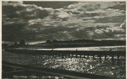 004606  Ostseebad Kolberg - Abendstimmung  1941 - Pommern