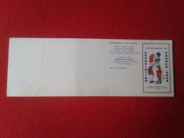 DOCUMENTO CARTA CARTE D'ADHERENT 1979 ASSOCIATION FRANCE URSS UNION SOVIÉTIQUE A IDENTIFICAR FRANCIA SOVIÉTICA VER FOTOS - Documentos Antiguos