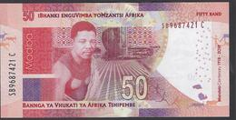 South Africa - 50 Rand -  MANDELA Centenary - 1918 - 2018 - SB9687421 C - UNC - Sudafrica