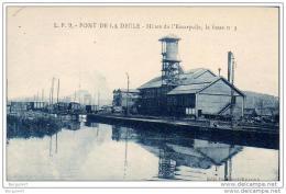 D59  PONT DE LA DEULE Mines De L'Escarpelle - La Fosse N°3 ............... - France