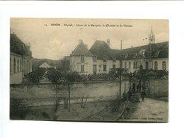 SEMUR (21) - Hôpital - Séjour De La Marquise Du Chatelet Et De Voltaire - Semur