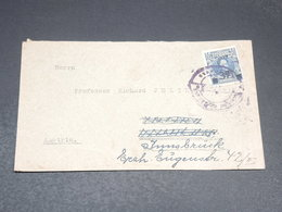 VENEZUELA - Enveloppe Pour L 'Autriche En 1934 - L 19926 - Venezuela