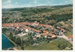 CP.....57  MOSELLE..........ABRESCHVILLER...........VUE  AERIENNE - France