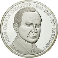 United States Of America, Médaille, Les Présidents Des Etats-Unis, J. Calvin - USA