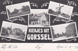 185118Gorssel, Kiekjes Uit Gorssel (poststempel 1909) - Pays-Bas