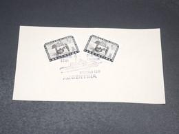 ARGENTINE - Cachet Souvenir De Rosario En 1961 - Antarctique - L 19931 - Argentinien