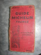 MICHELIN FRANCE 1928 - Michelin (guides)