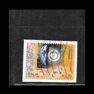Italia 2014 Le Eccellenze Del Sapere: Laboratori Nazionali Di Frascati. Valore Usato - 6. 1946-.. Repubblica