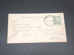 ARGENTINE - Oblitération Exposition Industrielle En 1942 Sur Carte De L 'exposition - L 19935 - Argentinien