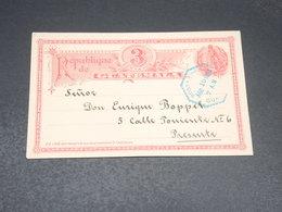GUATEMALA - Entier Postal Voyagé En 1893 - L 19936 - Guatemala
