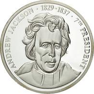 United States Of America, Médaille, Les Présidents Des Etats-Unis, A. Jackson - Etats-Unis